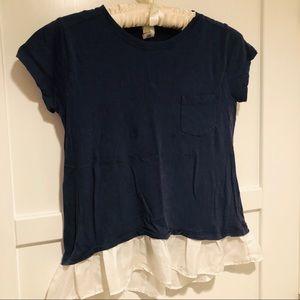 JCrew Girls Shirt